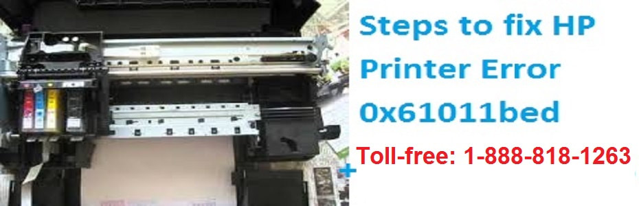 Category: How To Fix HP Printer Error Code 0x61011bed
